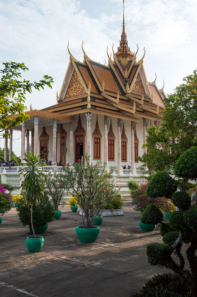 Palais Royal - Phnom Penh - Cambodge