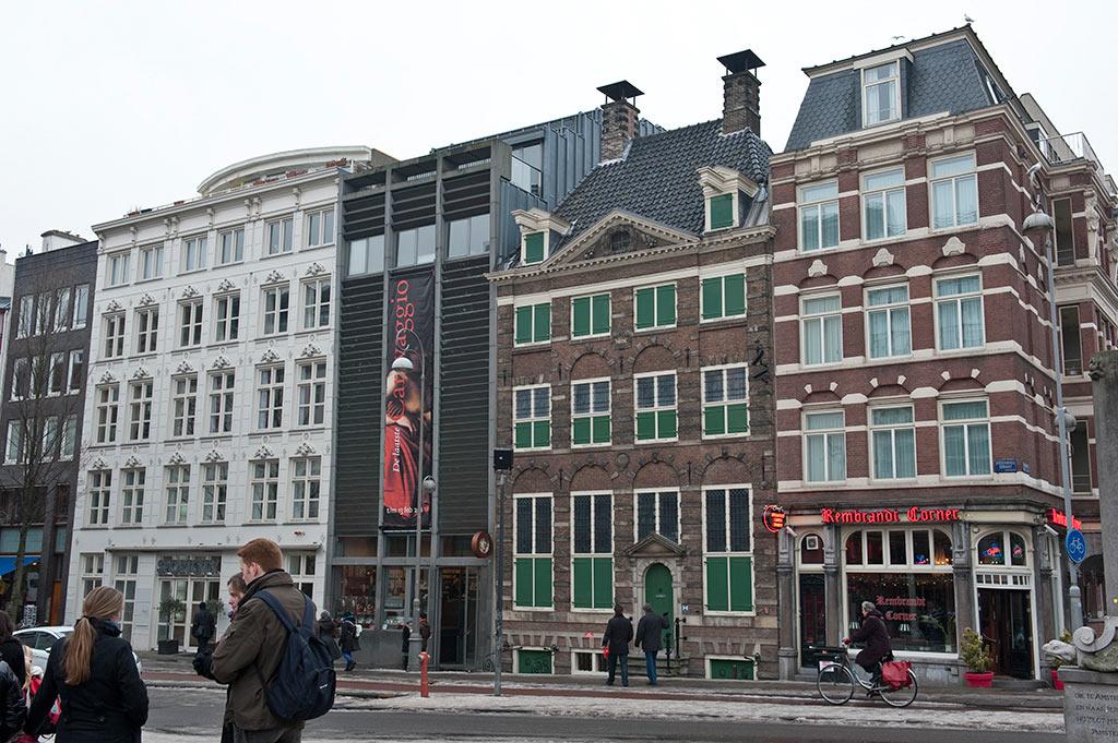 Rembrandthuis n'est autre que le Musée de la Maison de Rembrandt, célèbre peintre néerlandais du XVIIe siècle.