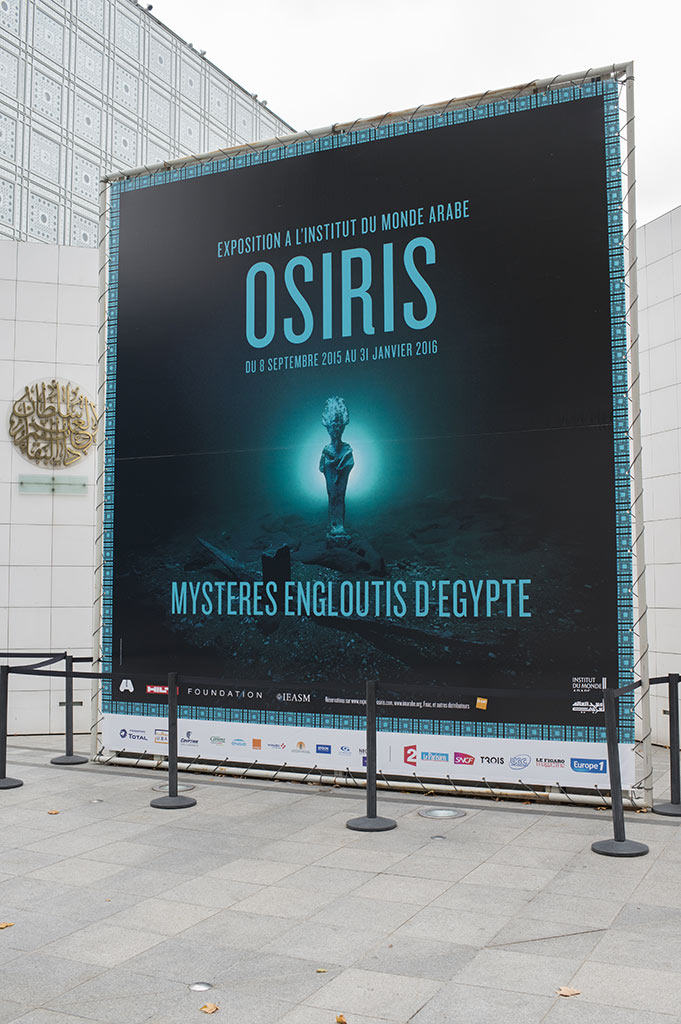Osiris : des photographies de l'exposition