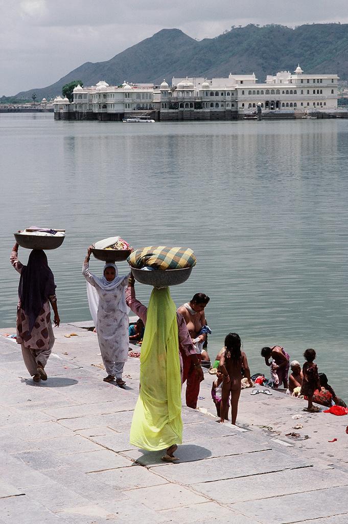 Udaipur - Inde 1985