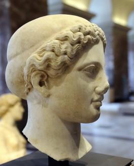 Salles d'art grec classique et hellénistique du Musée du Louvre