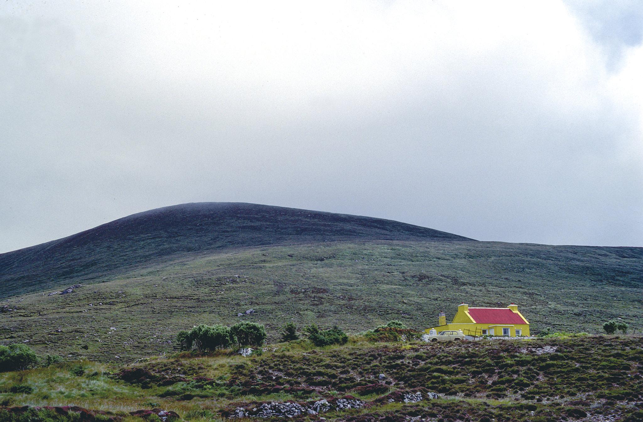 Île d'Achill - Comté de Mayo - Irlande 1984