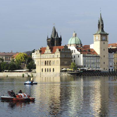 Mon regard photographique sur  Prague