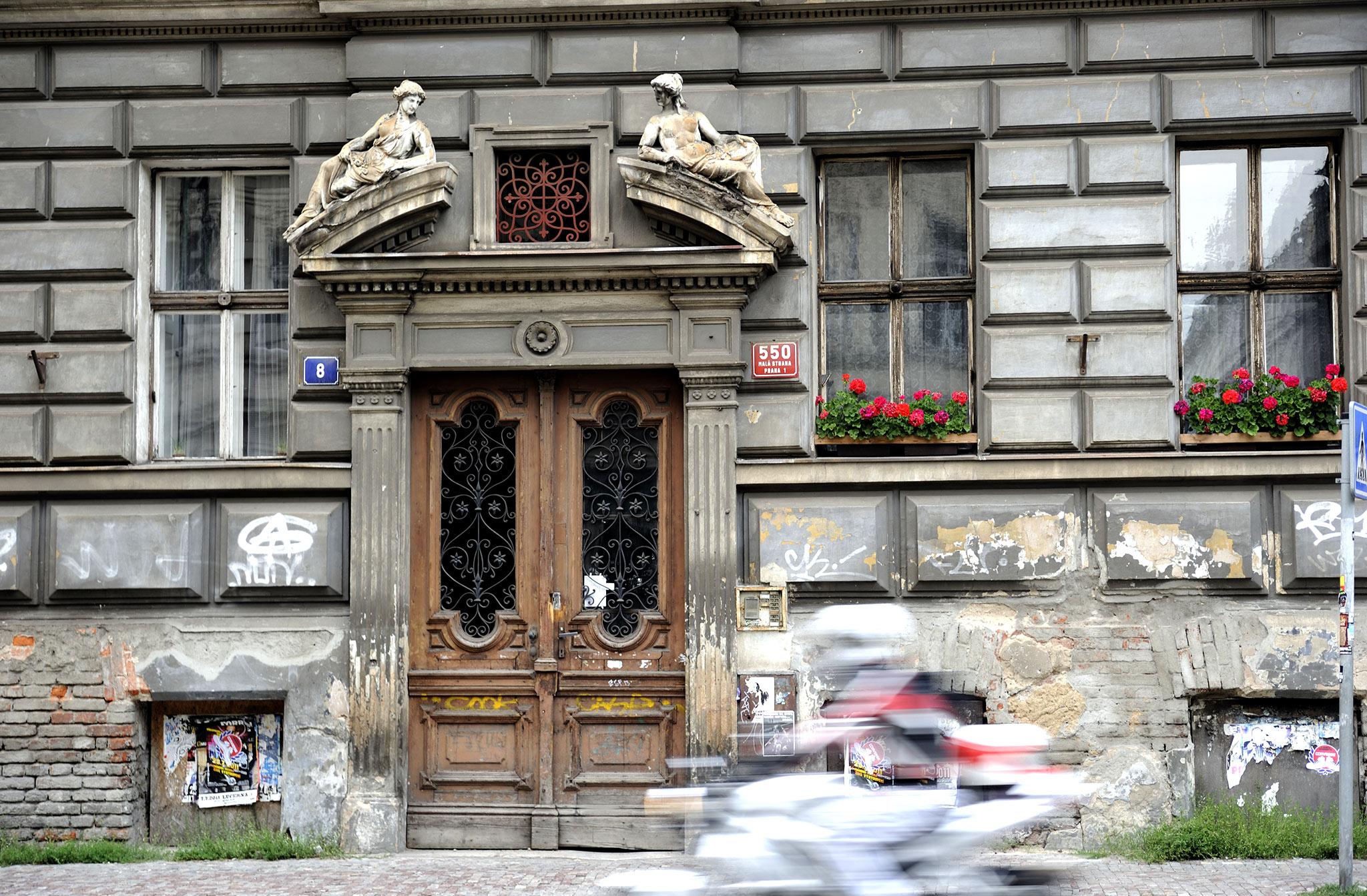 Portes et portails à Prague