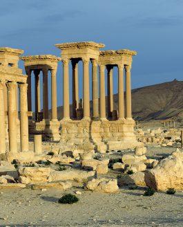 Nouvelles destructions sur le Site de Palmyre – Syrie