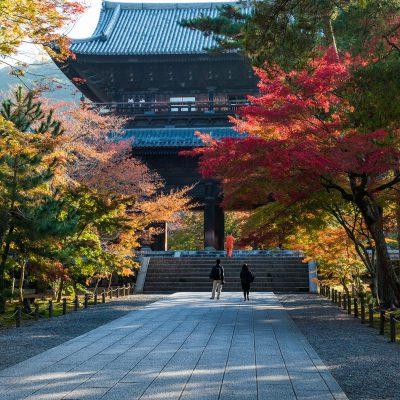 Le temple Nanzen-ji
