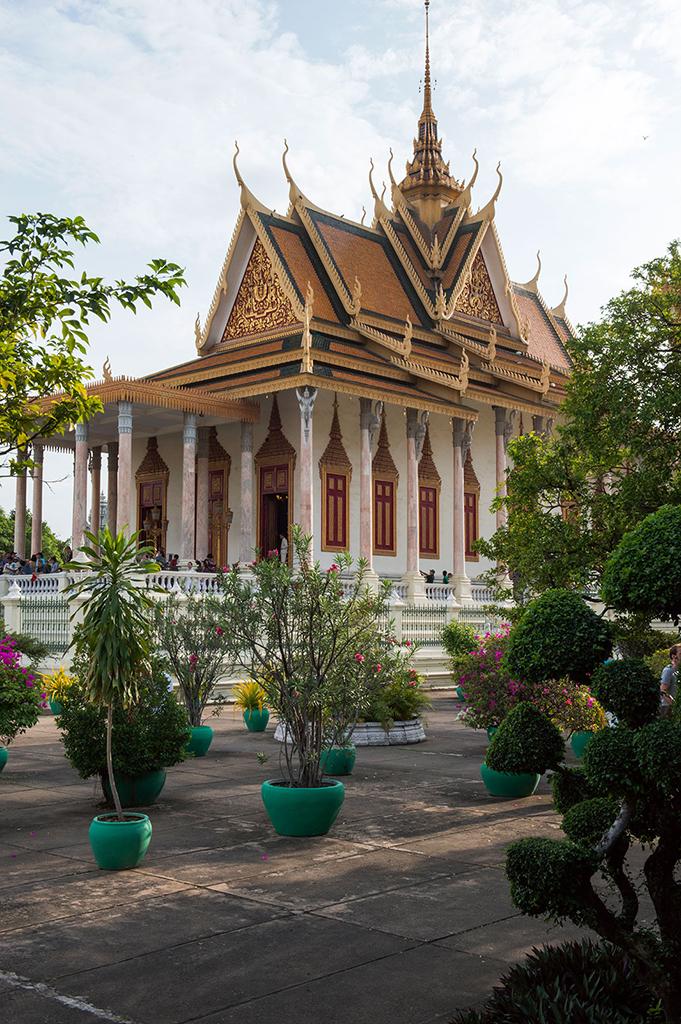 Palais Royal - Phnom Penh - Cambodge