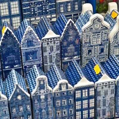 Séjour hivernal à Amsterdam – 2010