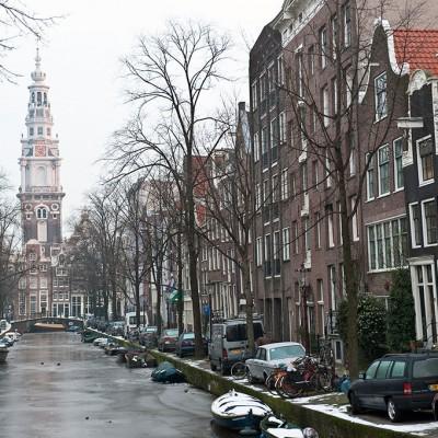 La Zuiderkerk d'Amsterdam (XVIIième siècle)