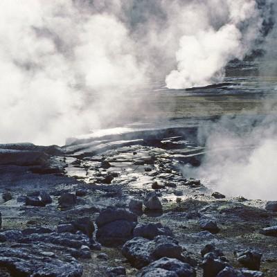 Champ géothermique Namafjall