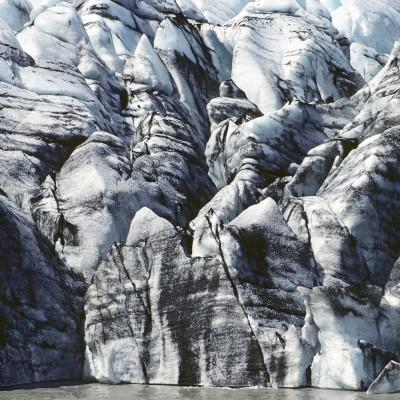 Le glacier Vatnajökull à Jokusarlon