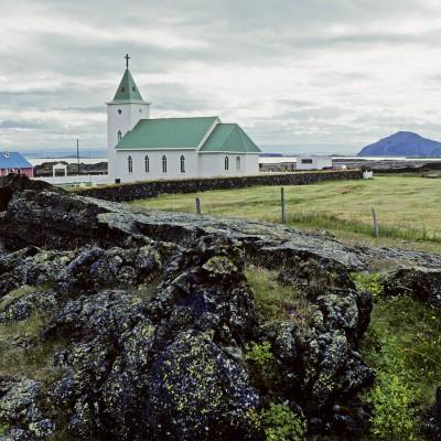 Reykjahlio Lac Myvatn - Islande