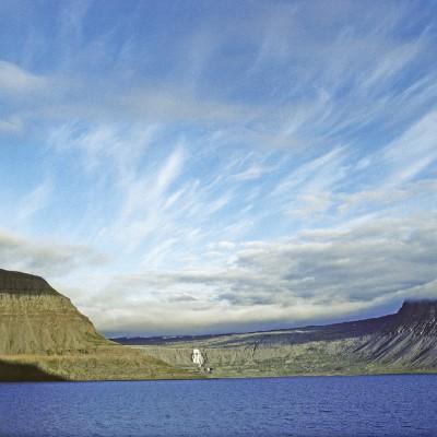 Péninsule de l'ouest - Chute d'eau Fjallfoss - Fjord Arnnarfjordur