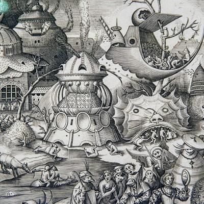 Pieter van Der Heyden est un graveur anversois dit Merica, né vers 1530 et mort en 1576.