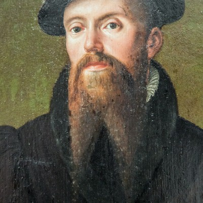 Ludger tom Ring (1522-1584) - Portrait de Joest Hesset