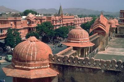 Ville rose de Jaipur - Rajasthan - Jaipur