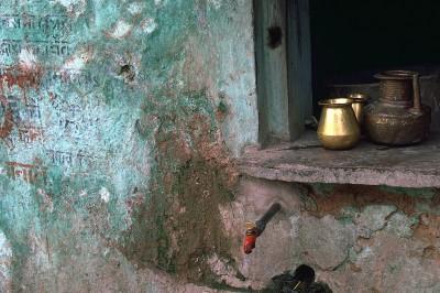 Fatehpur - Shekhawati - Rajasthan Inde - 1985
