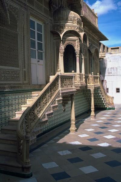 Le Mandir palace - Rajasthan -Inde 1985