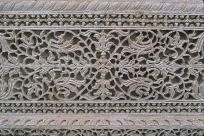 Décor - Jaisalmer - Inde 1985