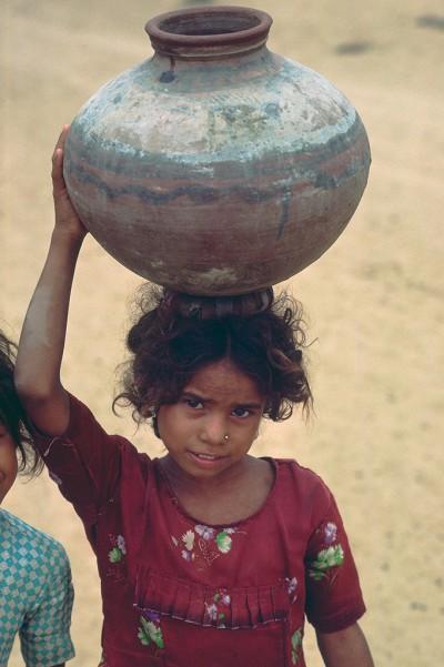 Dundlod province du Shekawati - Inde 1985