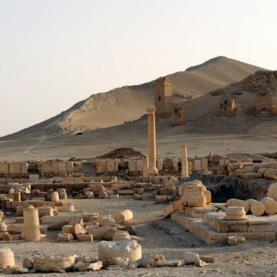 Nécropoles de Palmyre