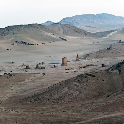 Nécropoles de Palmyre - Syrie