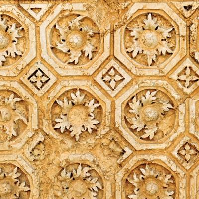 Palmyre - décor sculpté