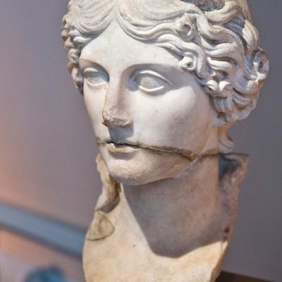 Marbre - Pergame - première moitiée du1e siècle après J.-C.