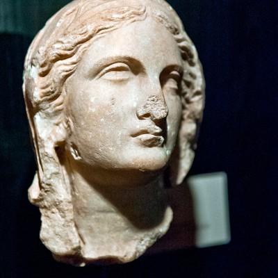 Marbre - Nicomedia (Izmit) Période romaine - 2è siècle après J.-C.