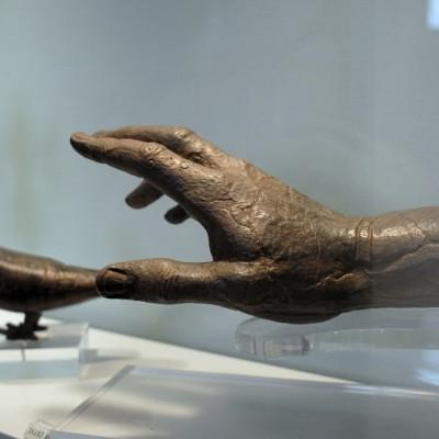 Salle des bronzes - Musée archéologique national d'Athènes