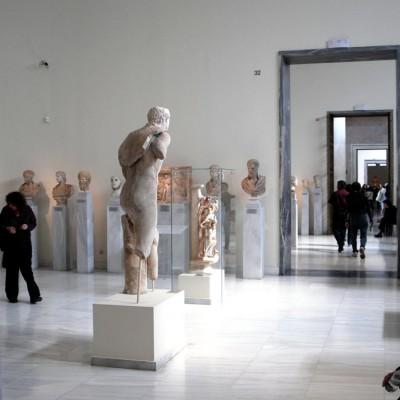 Musée Archéologique National d'Athènes