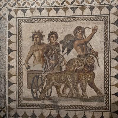 Séville/Itálica : Musée archéologique & site