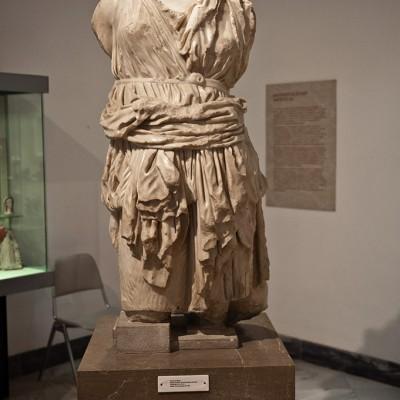 Diane IIe siècle, Marbre, Provenance: Italica - Musée Archéologique de Séville
