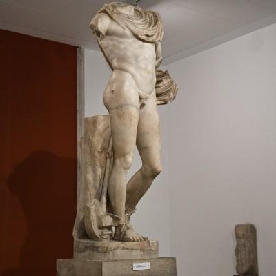 Mercure aux pieds ailés - Musée Archéologique de Séville