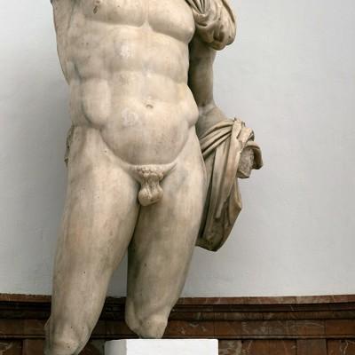 Adriano Heroizado - Italica (Santiponce, Séville) 117-138 après J.-C. - Musée Archéologique de Séville