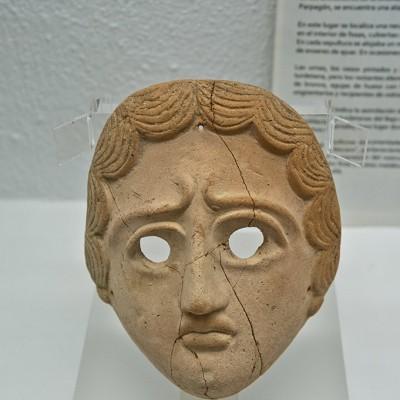 Masque de Théâtre - Musée Archéologique de Séville