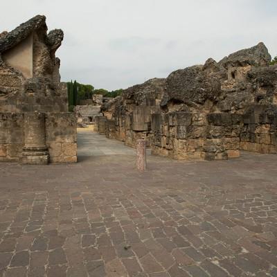 L'Amphithéâtre d'Italica