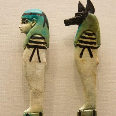 Statuette d'Imety - Egypte, période tardive, 26ème dynastie (664-525 Av. J.-C.) - Musée Calouste Gulbenkian - Lisbonne