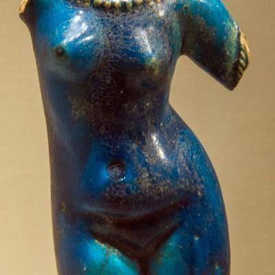 Torse de la déesse Vénus Anadyomène Gréco-romaine Période Période Romaine 30 av. J.-C.-300 ap. J.-C. Faïence - Musée Calouste Gulbenkian - Lisbonne