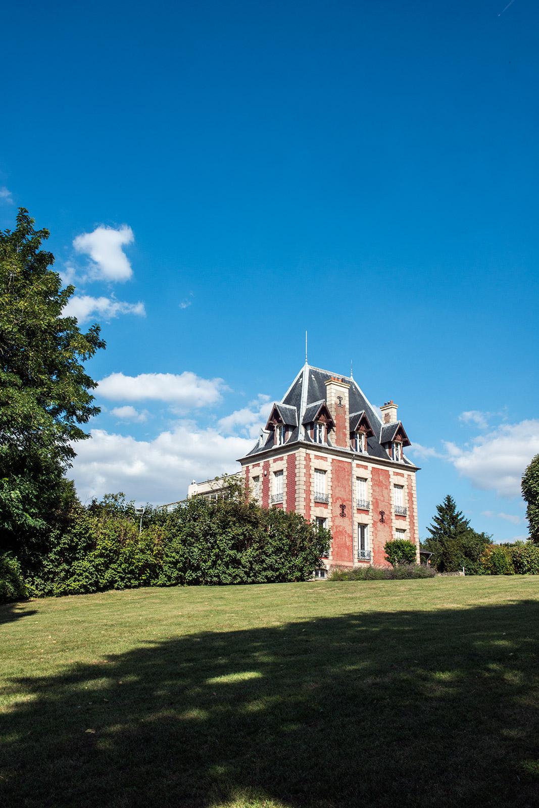 La villa des Brillants sur la colline de Meudon
