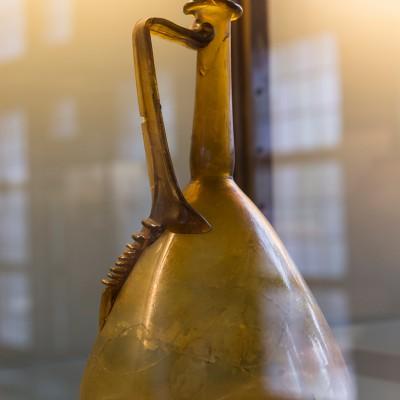 Vases de la tombe romaine de Flavion - Tombe 22