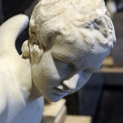Éros à l'arc de Lysippe