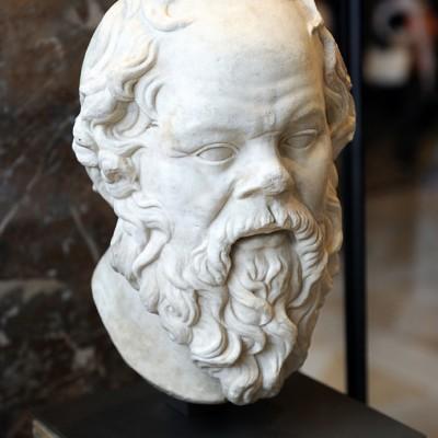 Socrate, philosophe grec