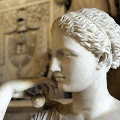 Salles d'art grec Musée du Louvre