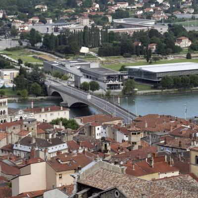 Musée de Saint Romain-en-Gal/ Vienne sur les bords du Rhône