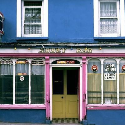 Pub - Comté de Cork -Irlande 1984