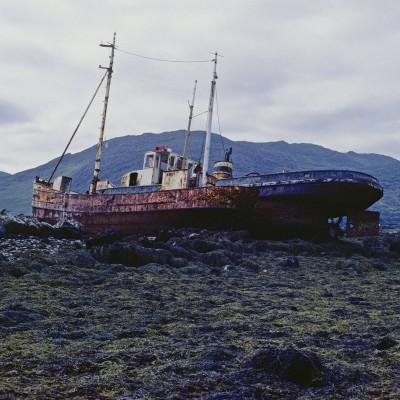 Péninsule de Beara vers Eyeries - Irlande 1984