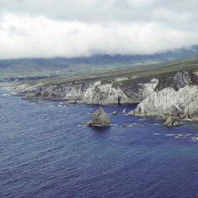 Île d'Achill -Irlande1984