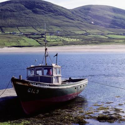 Rossport - Comté de Mayo - Irlande 1984