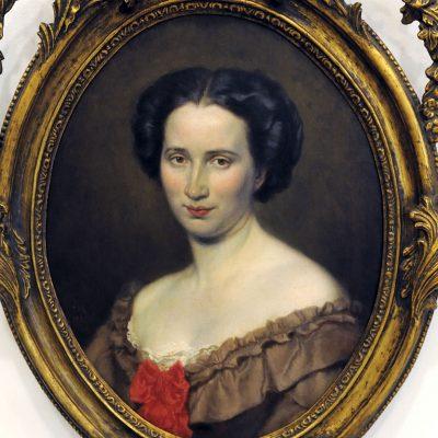 Josef MANES (1820-1871) - Louisa BELSKA. - Musée du Couvent Saint-Georges - Prague 2011.